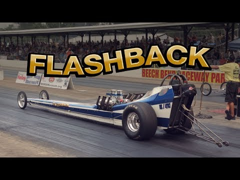 Flashback - Front Engine Dragster - Holley NHRA Hot Rod Reunion