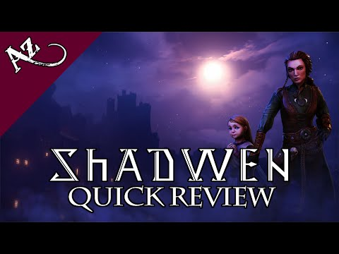 Shadwen - Quick Game Review video thumbnail