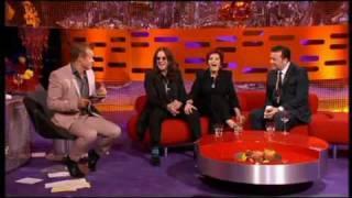 Ricky Gervais on Graham Norton - 5th October - Part Three