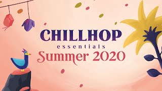 ☀️ Chillhop Essentials - Summer 2020・chill & groovy beats