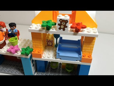 Download Peppa Pig Family House Duplo Lego Construction Set With
