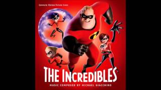 The Incredibles (Soundtrack) - Lava In The Afternoon
