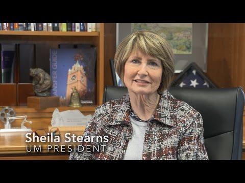 UM President Sheila Stearns Welcomes UM Employees