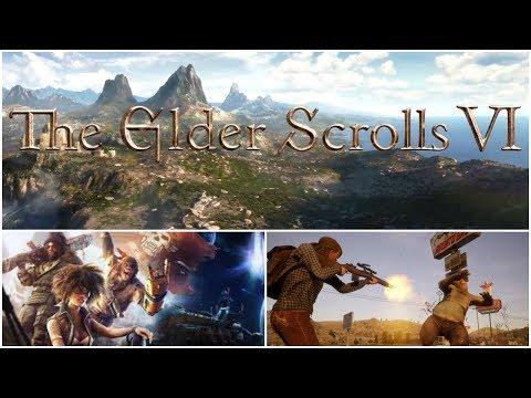 Bethesda отправляет секретное послание фанатам The Elder Scrolls VI | Игровые новости (видео)