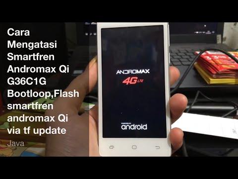 Video Cara Mengatasi Smartfren Andromax Qi G36C1G Bootloop