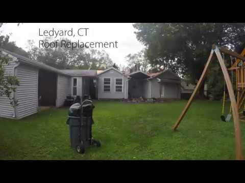 Ledyard, CT Roof Replacement!