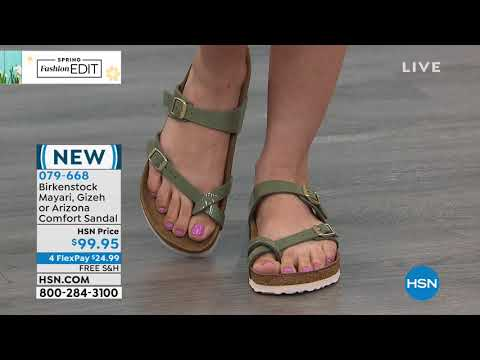 Birkenstock Arizona Patent TwoStrap Comfort Sandal