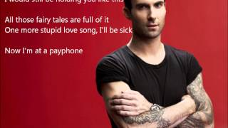 Maroon 5 - Payphone CLEAN NO RAP (Lyrics) | Payphone CLEAN Without Wiz Khalifa