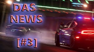 Das News [#3] NfS Payback, Sea of Thieves, The Good Life & mehr!