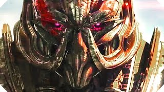 TRANSFORMERS 5 Characters TRAILER (2017)
