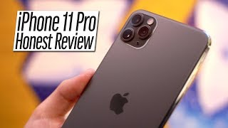 iPhone 11 Pro Honest Review after 1 week!