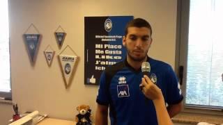 preview picture of video 'Guido Marilungo al lavoro a Zingonia'