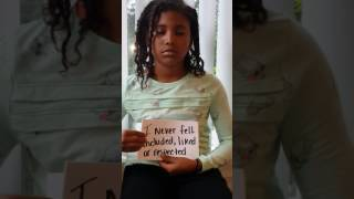 Nasir rompe con la culpa, la vergüenza y el silencio ante el bullying
