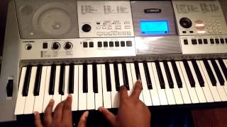 How To Play The Anthem by William Murphy on piano