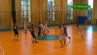 III Liga Koszykówki GLKS Nadarzyn - KS Pułaski Warka