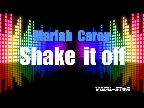 Mariah Carey - Shake It Off (Karaoke Version) with Lyrics HD Vocal-Star Karaoke