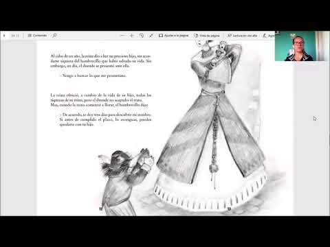 Biblioteca con Juli - La hija del Molinero