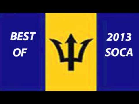 2013 BARBADOS SOCA BEST OF – ROAD READY MIX