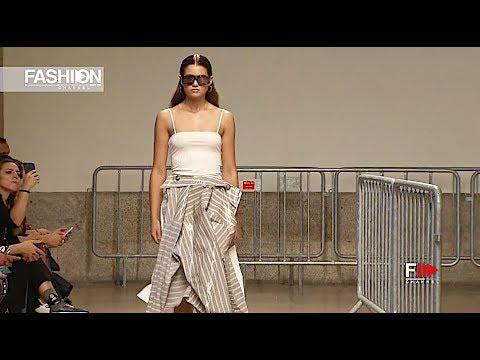 JOANA BRAGA BLOOM Portugal Fashion Spring Summer 2019 - Fashion Channel