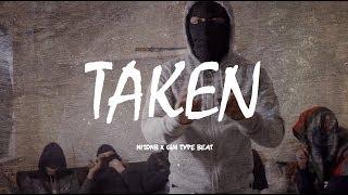 "NitoNB x CGM Type Beat ""Taken""   UK Drill Instrumental 2019"