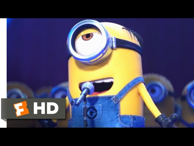 Despicable Me 3 - Singing Minions | Fandango Family
