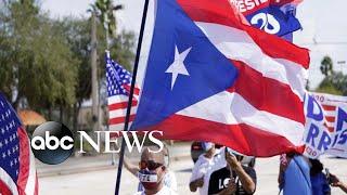 Campaigns court Florida's Puerto Rican vote