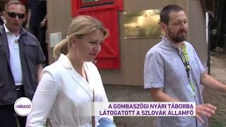 Čaputová nem ellenzi a kettős állampolgárságot (+ videó)