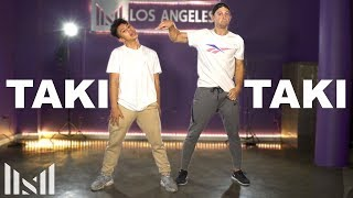 """TAKI TAKI"" 10 Minute Dance Challenge w/ Kenneth San Jose"