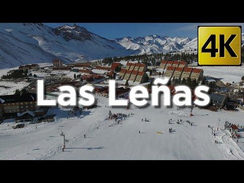 Las Leñas - Mendoza, Argentina - 4K - Ruta0.com