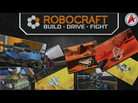 RoboCraft [GamePlay] (CZ,HD)