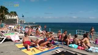 Strand von Santa Cruz 2016