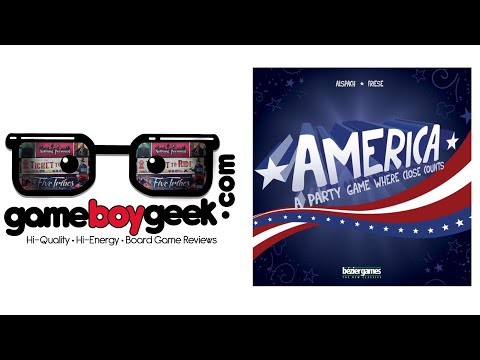America Review with the Game Boy Geek