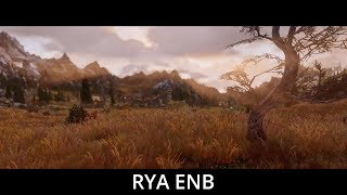 Bright Fantasy Graphics - Skyrim Mods - RYA ENB