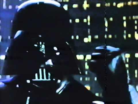 The Empire Strikes Back Movie Trailer