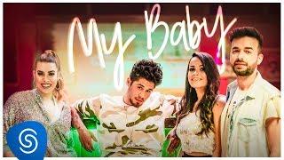 """""""My Baby"""": Zé Felipe lança canção ao lado de Naiara Azevedo"""