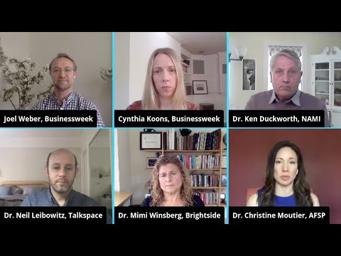 Mental Health in the Time of COVID-19 | Businessweek Town Hall Live