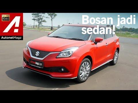 Suzuki Baleno Hatchback Review & Test Drive supported by HSR Wheel
