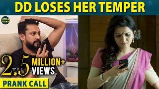 DD loses temper - Prank   Zee Deepak  LittleTalks