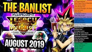 Banlist at Next New Now Vblog