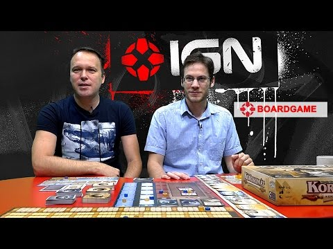 IGN BoardGame: Korokon át - IGN Hungary