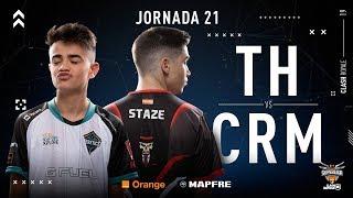 Team Heretics VS Cream eSports | Jornada 21 | Temporada 2018-2019