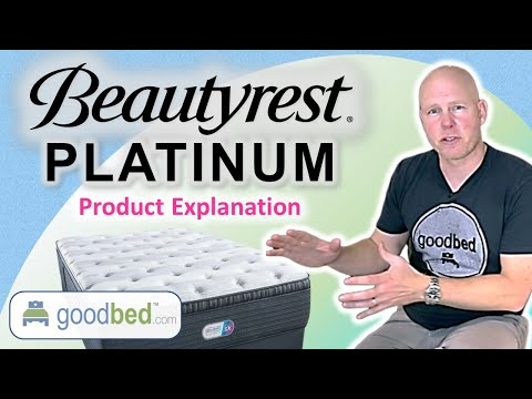 Beautyrest Platinum Mattress Options EXPLAINED (VIDEO)