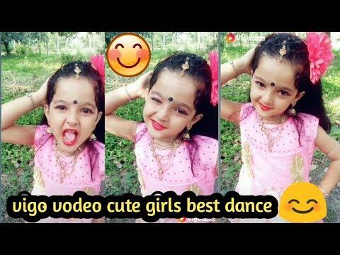 Vigo || video || little girls best funny dance madhu and Anannya😊 vigo//hypstar