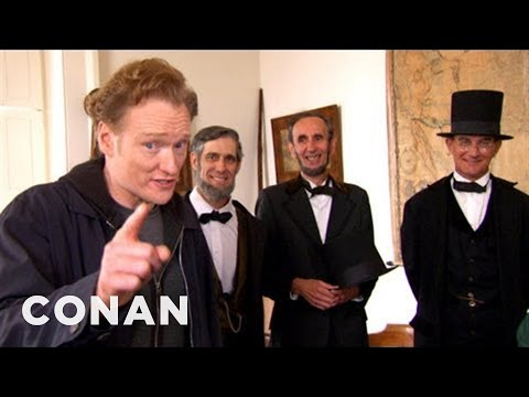 Conan a Abraham Lincoln