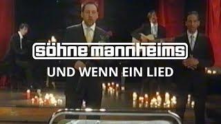 Söhne Mannheims - Und Wenn Ein Lied