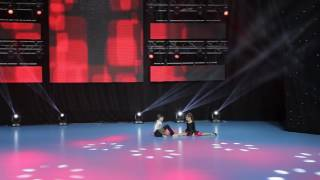 AQUA | Marko i Stefi - duo jazz kids / Dance Fest Novi Sad 2016