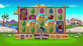 Introduction to The Flintstones Video Slot from Playtech