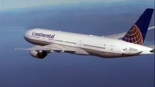 EWR Continental Airlines Arrival Video Newark International Airport 2010 United