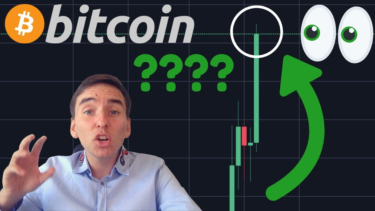 INSANE!!! WHAT IS GOING ON WITH THIS CHART!!!???   BITCOIN ANALYSIS