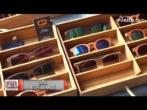 Gafas de madera 'made in Euskadi'